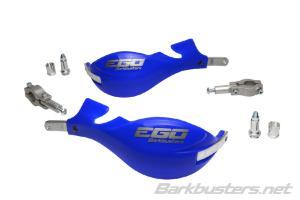 EGO HANDGUARD - 2 POINT MOUNT (22mm STD) BLU