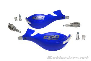 EGO HANDGUARD - 2 POINT MOUNT (22mm STD) MINI - BLU