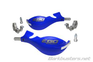 EGO HANDGUARD - 2 POINT MOUNT (TAPERED) BLU