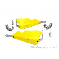 JET HANDGUARD - 2 POINT MOUNT (TAPERED) YELLOW