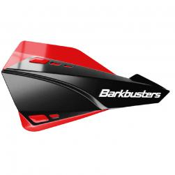 SABRE HANDGUARD - MX/ENDURO BLACK WITH RED