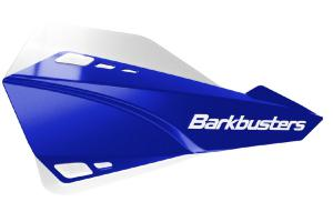 SABRE HANDGUARD - MX/ENDURO BLUE WITH WHITE
