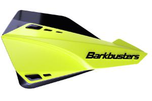 SABRE HANDGUARD - MX/ENDURO HI-VIZ WITH BLACK