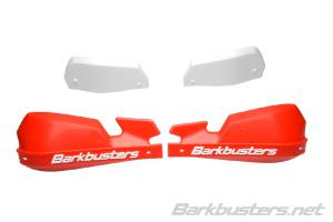 VPS HANDGUARDS - SPARE PLASTICS - RED