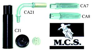 CABLE ADJUSTER INLINE - CLUTCH PK-5