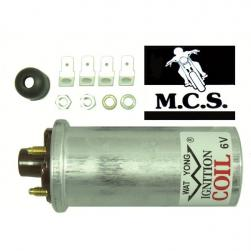 COIL IGNITION LUCAS TYPE 6 VOLT