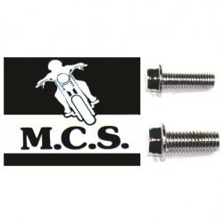 SCREWS S/COVER 6mmx20mm CH (10 bag)