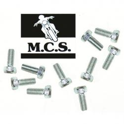 BOLTS F/COLLAR 6mm x 15mm x 8mm(10)