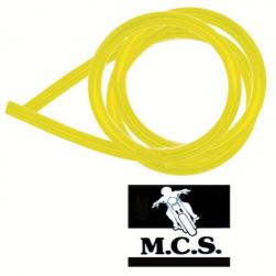 FUEL LINE 1/8(3mm) x 5m YELLOW