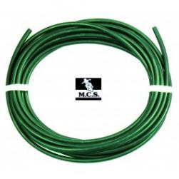 FUEL LINE 3/16(5mm) x 5m REINFORCED BLACK