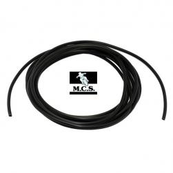 FUEL LINE BREATHER 3mm x 5m BLK