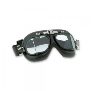 RED BARON GOGGLE II BLACK BLACK/CLEAR
