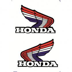 STICKER HON XR WING R/WH/BU -NON 3M