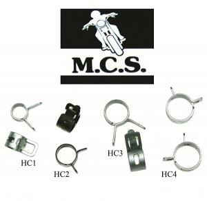 HOSE CLAMPS SPRING TYPE