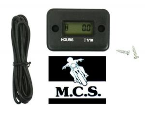 MCS HOUR METERS