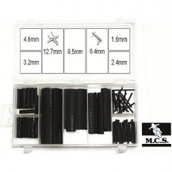 HEAT SHRINK TUBE KIT (63 PIECES)