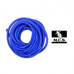 HIGH-TENSION CABLE BLU, 5 MT (7mm)