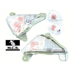 INDICATOR LENS CLEAR KAW ZX6R'05-6 (4)