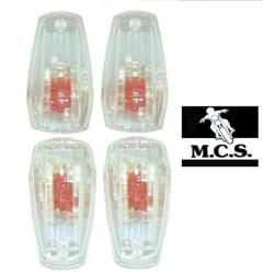 INDICATOR LENS CLEAR CONV KIT FOR IS25