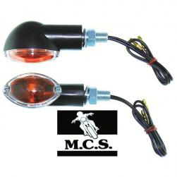 INDICATOR MINI CATEYE WITH CLEAR LENS