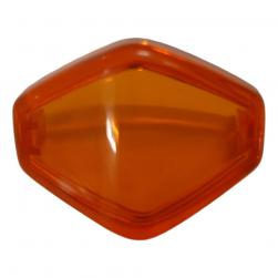 INDICATOR LENS AMBER TO SUIT IU28