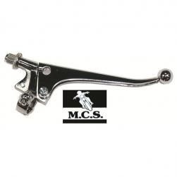 "LEVER ASSEMBLY STEEL R/H 7/8"" SIL"