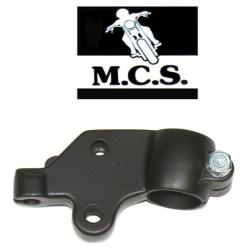 LEVER BRACKET SUZ DS80 BRAKE BLK