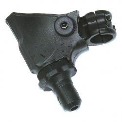 LEVER BRACKET YAM L/H YZ'00-01 WITH BOOT