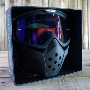 LY100 FACE MASK GOGGLE