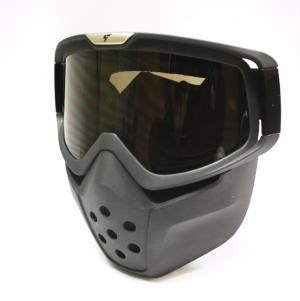 GOGGLE LY100 SPIRIT V MASK BLK