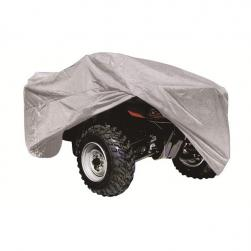 BIKE COVER ATV SILVER LARGE