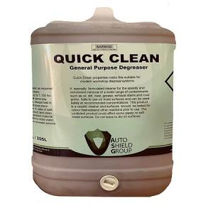 DEGREASER FLOORS (QUICK CLEAN) 20L