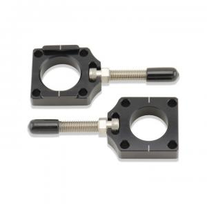 CHAIN ADJUST+BOLT CRF2/450 2-15 BK