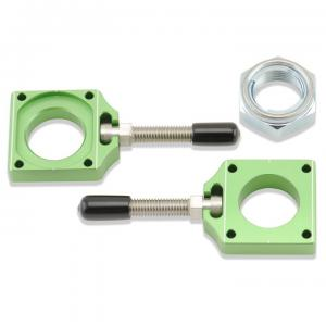 CHAIN ADJUST+BOLT KXF 04-15 GRN