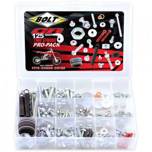 BOLT KIT PRO PACK HON CR125 00-07