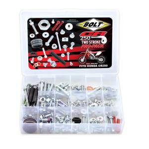 BOLT KIT PRO PACK HON CR250 00-07