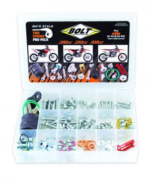 BOLT KIT PRO PACK EURO 200/300cc (12