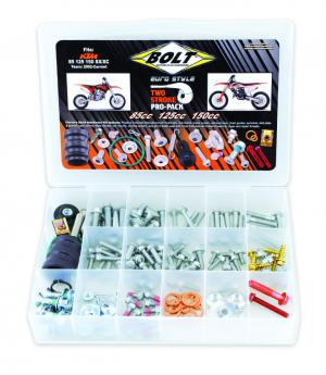 BOLT KIT PRO PACK EURO 85/150cc (12)