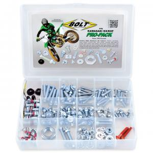 BOLT KIT PRO PACK KAW KX / KXF  (12)