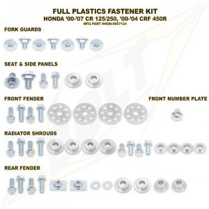 MX PLASTICS - SCREW KITS