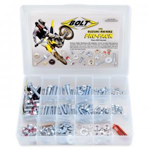 BOLT KIT PRO PACK SUZ RM / RMZ  (12)