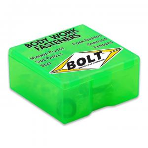 BOLT KIT PLASTICS KAW/SUZ