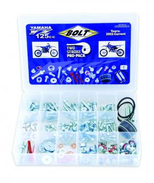 BOLT KIT PRO PACK YAM YZ125