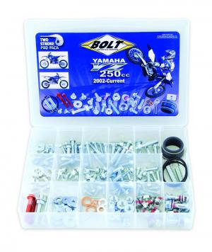 BOLT KIT PRO PACK YAM YZ250
