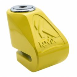 LOCK DISC KOVIX MINI YELLOW