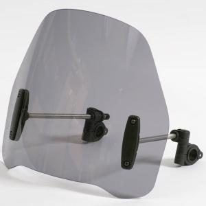 "WINDSHIELD MRA ROADSHIELD ""RO""  BLACK"