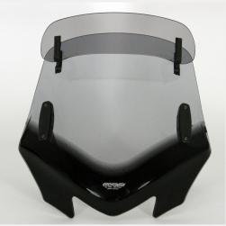 "WINDSHIELD MRA V-FLOW TOURING TYPE ""Z"" CLR"