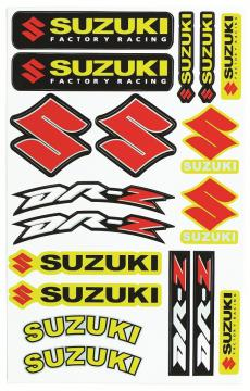 STICKER KIT LARGE SUZ DRZ