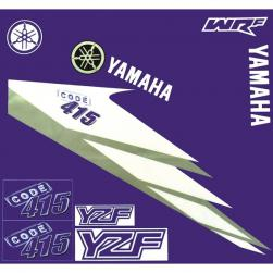 GRAPHIC KIT LARGE YZF/WRF**********