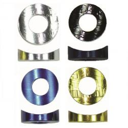 RIM LOCK ALLOY SPACER/WASHER BLUE